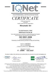 Certificato 2015-05-31 2G27_IQNET